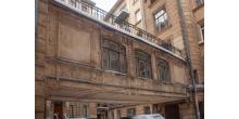 Кирочная 24. Состояние дворовых фасадов до начала работ. Фото А. Бурняшева