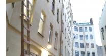 Кирочная 24.Капитальный ремонт дворового фасада.Фото НРФ МИР