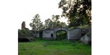 Руины Нижней дачи