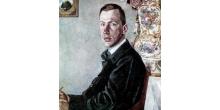 Голлербах Э.Ф. Портрет кисти А.Головина. 1923 г.