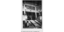 Кинотеатр Москва. Фрагмент парадной лестницы
