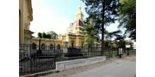 Великокняжеская усыпальница Петропавловской крепости.Ограда
