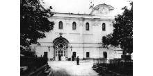 Храм Сергия Радонежского в Троице-Сергиевой пустыни