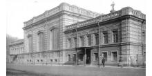 Мозаичное отделение Академии Художеств. Фото 1914 г.