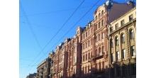 """Дом Ю.Б.Бака.Фото НРФ """"МИР"""""""