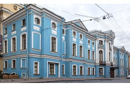 Музей гигиены. (Дворец И.И.Шувалова- А.А.Вяземского).Итальянская 25