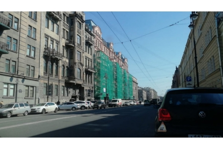 Кирочная улица. Фото НРФ МИР