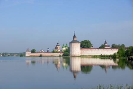 Кирилло-Белозерский монастырь. Вологодская область